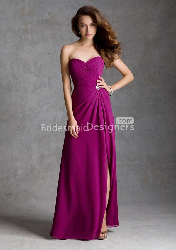 Sweetheart Neck Bridesmaid Dresses & Gowns | groupdress