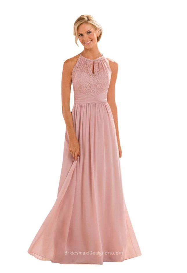 a-line-sleeveless-jewel-neck-dusty-rose-long-bridesmaid-dress-1